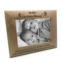 Brother Memorial Remembrance Photo Frame FW105