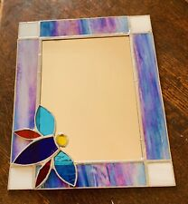 Stained Glass Mirror 23x27cm