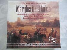 Meyerbeer: Margherita d'Anjou - David Parry, Massis, Ford, Barcellona - 3 CD s