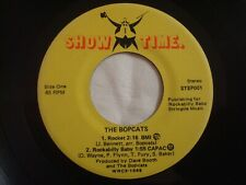 """The Bopcats """"The Bopcats"""" Show Time/Trend 7"""" 45 EP (Canada Import) SVG+"""