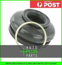 Fits MERCEDES BENZ B-CLASS 246 4-MATIC 2011-Current - Front Arm Ball Joint Boot