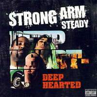 Strong Arm Steady Deep Hearted PA CD Aug 2007 Nature Sounds sealed NEW xzibIT