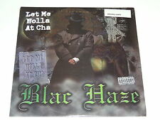 "BLAC HAZE let me holla at cha 12"" RECORD PROMO BLACK HAZE HIP HOP SEALED"