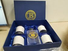 Bradford Exchange - Ford Mustang Five Piece Decanter And Glasses Set