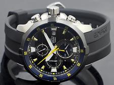 Casio Men's EFM-502-1AVCF Edifice Black Stainles Steel chronograph 200m WR Watch