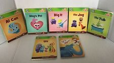 Leapfrog Tag Junior Book Lot Of 7 Short Vowels And If I Were...