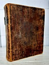 1833 Complete and Universal Dictionary by Rev James Barclay WH286