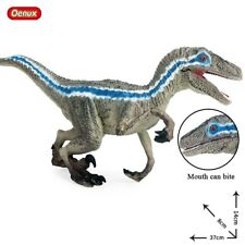 Velociraptor - Raptor - T-Rex - Action Figure - PVC - 37 cm - BLU - Jurassic