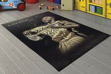 Kobe Bryant Black Mamba Carpet Non Slip Floor Carpet,Area Rug,Teen Carpet