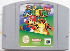 Super Mario 64 PAL Nintendo 64 n64 PAL EUR game Cartridge 100% working