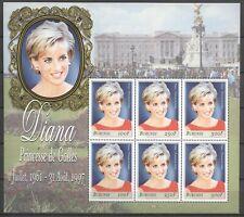 Lady Diana - Burundi - 1 KB ** MNH 1999