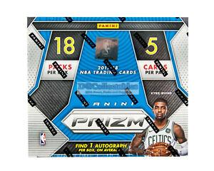 2017-18 PANINI PRIZM FAST BREAK NBA BASKETBALL FACTORY SEALED BOX NEW EXPRESS!!!