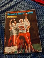 SPORTS ILLUSTRATED JANUARY 10 1972 MIAMI DALLAS SUPER BOWL NEBRASKA FOOTBALL ALA