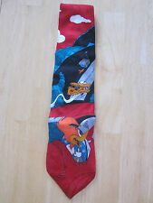 Men's Woody Woodpecker & Friends Silk Neck Tie