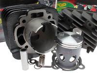 9931250 GRUPPO TERMICO CILINDRO TOP BLACK TROPHY D.48 PIAGGIO ZIP FAST RIDER 50