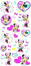 DISNEY MINNIE MOUSE WATER TRANSFER TEMPORARY TATTOOS FOR KIDS/KIDS GIFT