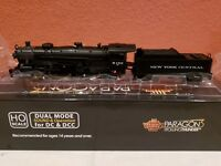 HO SCALE BLI PARAGON3 ROLLING THUNDER 5571 USRA LIGHTMIKADO, NYC #5102 DCC SOUND