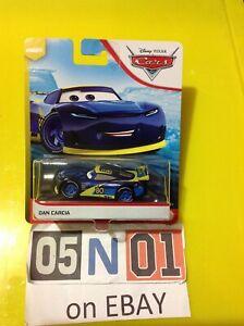 DISNEY PIXAR CARS NEXT-GEN PISTON CUP RACERS *DAN CARCIA* #80 NEW! VHTF (FB02)