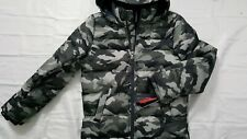 TOMMY HILFIGER MENS QUILTED PUFFER CAMOUFLAGE WIND...