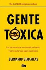 Gente Toxica = Toxic People (Hardback or Cased Book)
