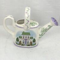 1999 Lenox Village Fine Porcelain Watering Can
