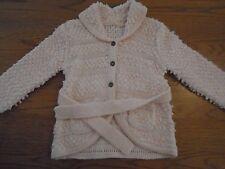 BNWT Bambina Rosa Con Cintura Cardigan. Matalan. 12-18 LAV. 1/7