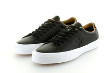 Converse Cons One Star Ox Black Sand Dune Leather  Gr. 42,5 / 43,5 US 9