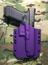 Purple Kydex Holster for Glock 34 GEN5