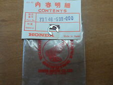 NOS OEM Honda Inner Fender E-Clip 1983 CX650C CX650T 73146-538-000