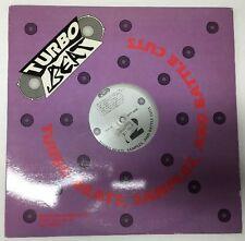 "12"" Vinyl DJ Battle Beat Record Turbo Beats Samples & Battle Cuts Vol. 2"