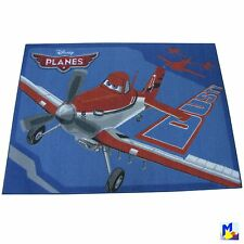 Rug Disney Planes PL01 Dusty 95x133 cm Comic Aeroplane Play Carpet NEW