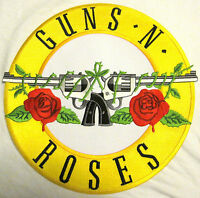 Guns N' Roses Big Jacket 10x10 Embroidered Patch Rock n Roll
