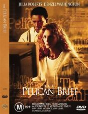 The Pelican Brief (DVD, 1998)