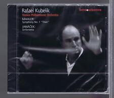 RAFAEL KUBELIK CD NEW MAHLER JANACEK VIENNA PHILHARMONIC ORCHESTRA