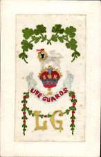 WW1 Regimental Silk. 2nd Life Guards.