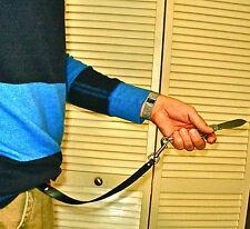Victorinox Swiss Army knife /key leash leather lanyard scout Douk Mercator purse