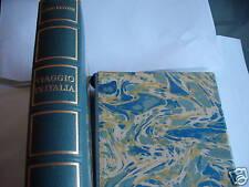 PIOVENE, Viaggio in italia 1957 Edizione firmata e num.