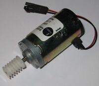 Buehler 12V - 4500 RPM Motor - Quiet Precission DC Motor with Worm Gear