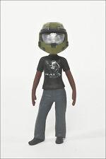 Halo Avatar Blind Bag Figures Series 2 - Anniversary Helmet/Tee Mcfarlane