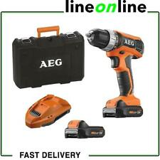 "AEG 1//2/"" Square Drive Impact Wrench 18V BSS18C12Z-0 Li-On Body Only RRP £120"