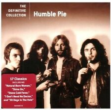 HUMBLE PIE DEFINITIVE COLLECTION CD NEW