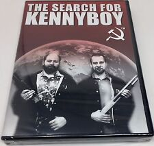 The Search for Kennyboy DVD New/Sealed Free Shipping!