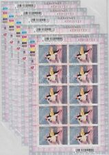 Miniature Sheet South African Stamps (1961-Now)