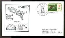 11/24/69 USS Austin LPD-4 Apollo 12 Atlantic US Navy Recovery Fleet