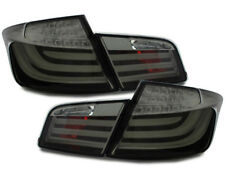 Dectane Brand BMW F10 5 Series 2011-16 LED Taillight Retrofit Black/Smoke Lenses