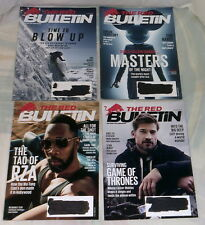 The Red Bulletin Magazine 2016 12 Issues January - December