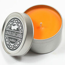 Chocolate Orange Handpoured Highly Scented Candle Tin