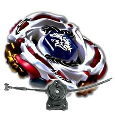 Beyblade Meteo L Drago White w/ LL2 Launcher Rip Cord Shipped and Sold From US