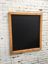 Large Chalkboard Blackboard Restaurant Chalkboard Pine Chalkboard Menu
