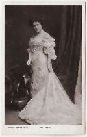 ADA REEVE - Edwardian Actress - 1905 used real photo postcard